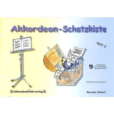 AKKORDEON SCHATZKISTE 2
