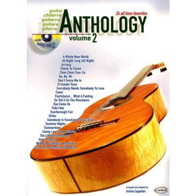 ANTHOLOGY 2 - 24 ALL TIME FAVORITES