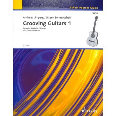 Grooving guitars 1 - 4 poppige Stücke