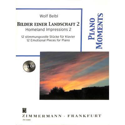 BILDER EINER LANDSCHAFT 2