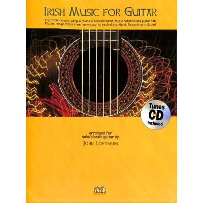 Irish music for guitar