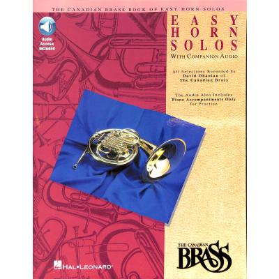 book-of-easy-horn-solos