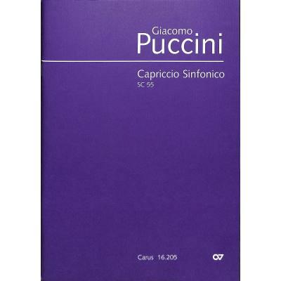 Capriccio Sinfonico SC 55