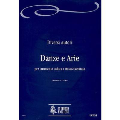 Danze e Arie