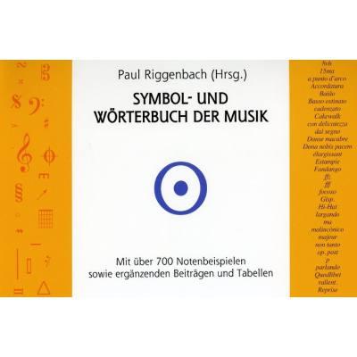 Symbol und Woerterbuch der Musik