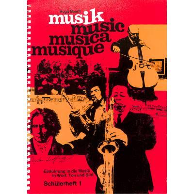 MUSIK MUSIC MUSICA MUSIQUE 1A