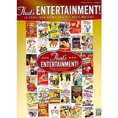 that-s-entertainment, 29.95 EUR @ notenbuch-de