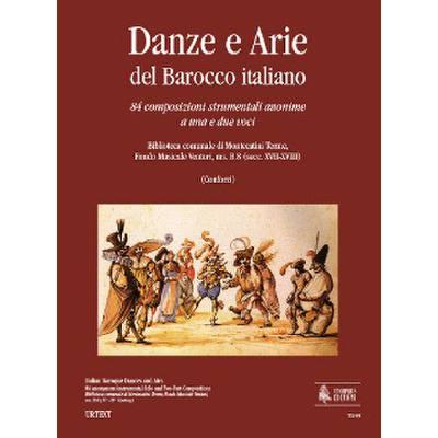 Danze e arie del barocco italiano