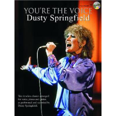 Faber Music Springfield Dusty - You´re The Voice + Cd Pvg jetztbilligerkaufen