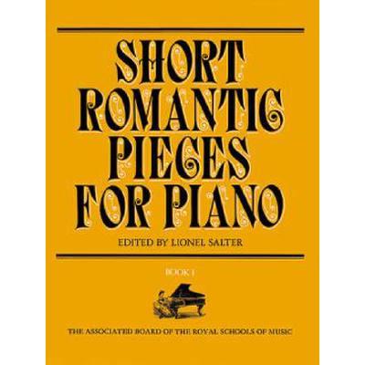 SHORT ROMANTIC PIECES 1