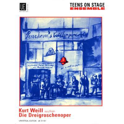 Die Dreigroschenoper - 6 bekannte Stücke
