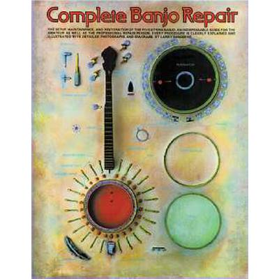 Complete banjo repair