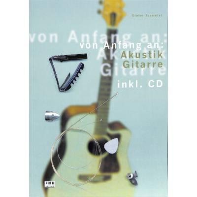 Akustik Gitarre von Anfang an