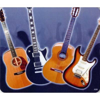 mousepad-gitarren