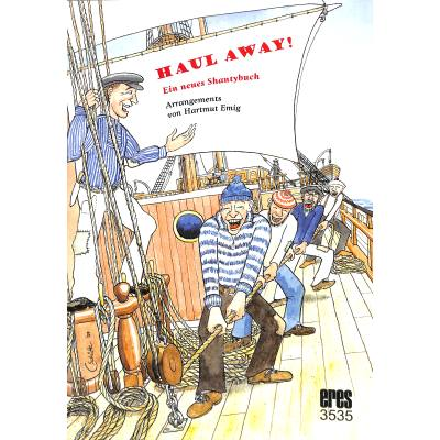 HAUL AWAY - EIN NEUES SHANTYBUCH