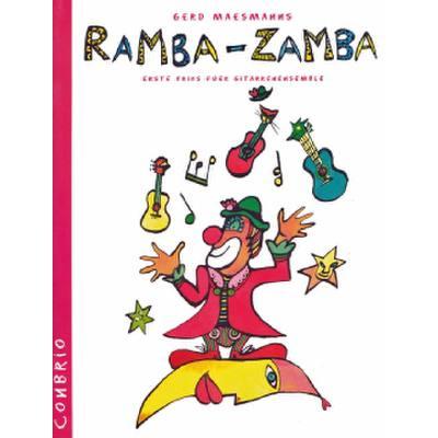Ramba Zamba - erste Trios für Gitarrenensemble