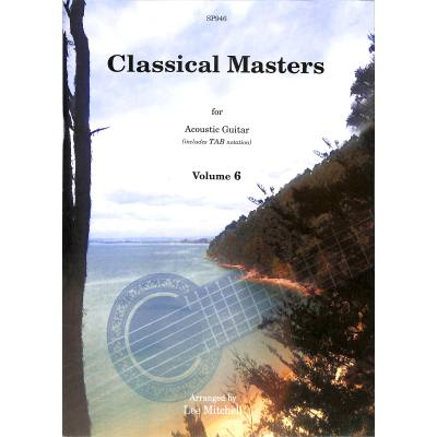 Classical masters 6
