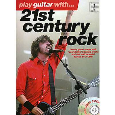 Play guitar with 21st century Rock