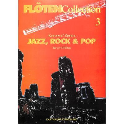 FLOETEN COLLECTION 3 - JAZZ ROCK POP
