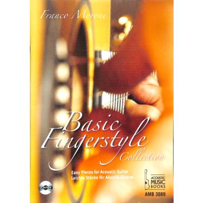 Basic fingerstyle collection