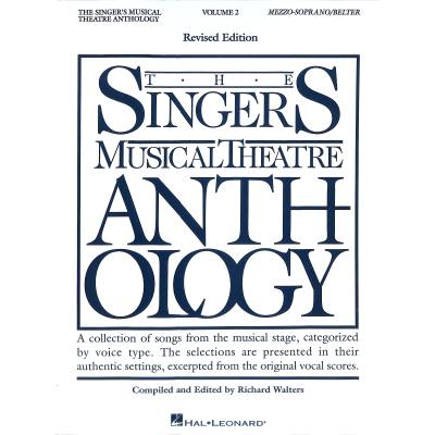 Singer´s Musical Theatre Anthology 2