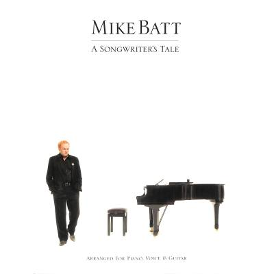 Music Sales Mike Batt A Songwriter´s Tale - Pvg - broschei