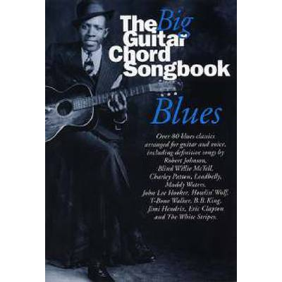 The big guitar chord songbook - Blues