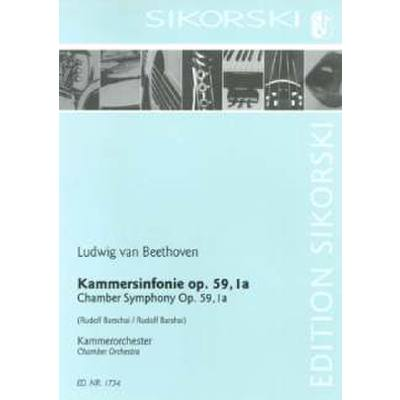 Kammersinfonie op 59/1a