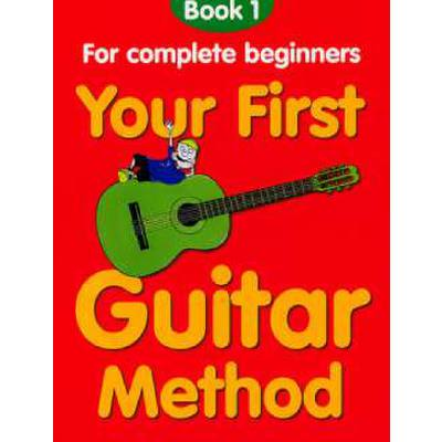 Your first guitar method 1