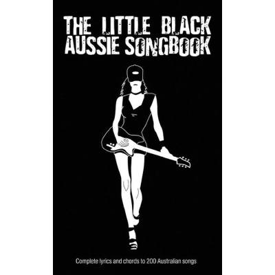 THE LITTLE BLACK AUSSIE SONGBOOK