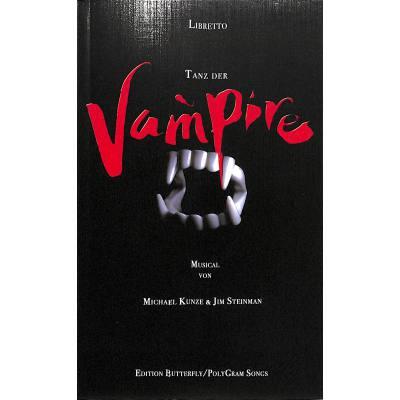 tanz-der-vampire, 8.30 EUR @ notenbuch-de