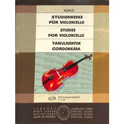 Studienwerke für Violoncello