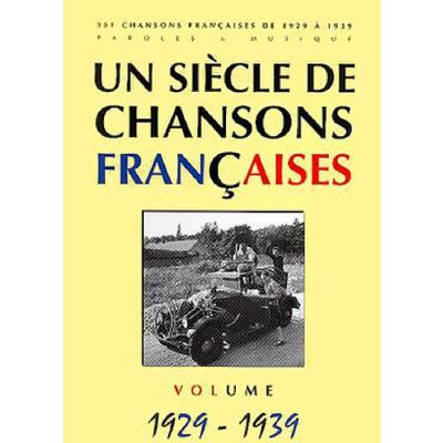 un-siecle-de-chansons-francaises-1929-1939