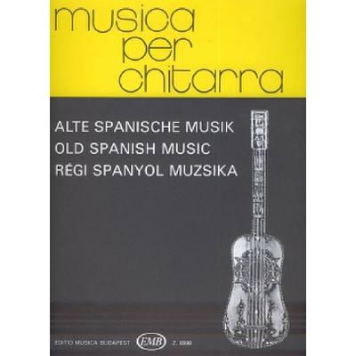 ALTE SPANISCHE MUSIK