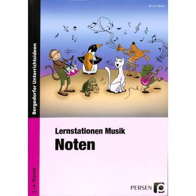 Lernstationen Musik - Noten