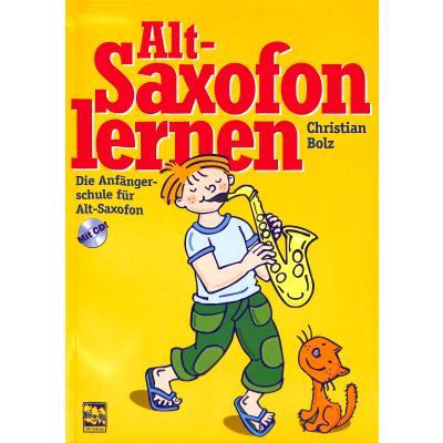 altsaxofon-lernen