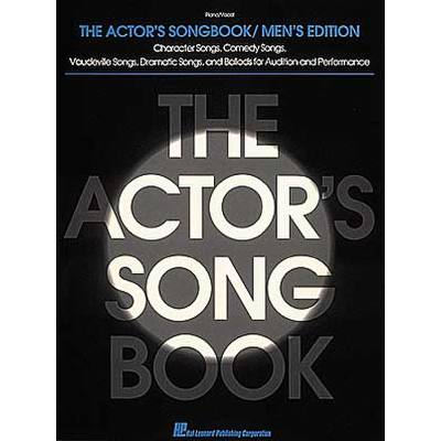 THE ACTOR´S SONGBOOK - MEN´S EDITION