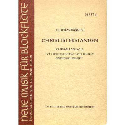 christ-ist-erstanden-choralfantasie
