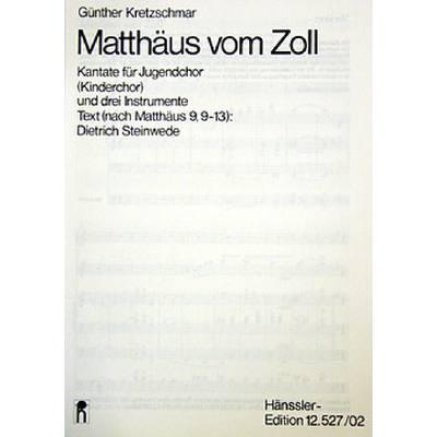 Matthaeus Vom Zoll - Kantate