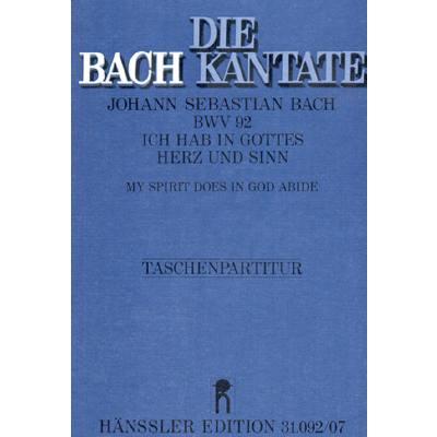 kantate-92-ich-hab-in-gottes-herz-und-sinn-bwv-92