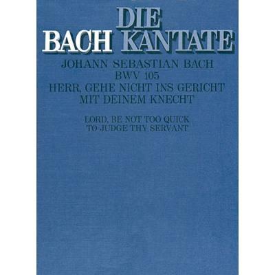 kantate-105-herr-gehe-nicht-ins-gericht-bwv-105