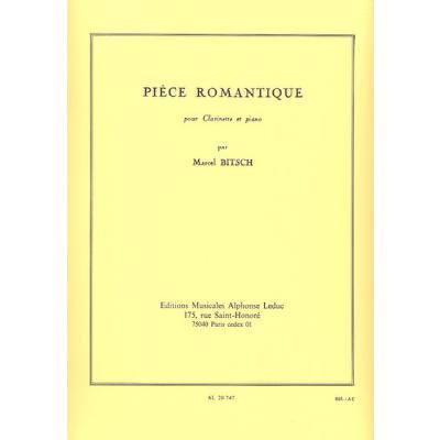 piece-romantique, 12.95 EUR @ notenbuch-de