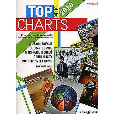 Top Of The Charts 2010