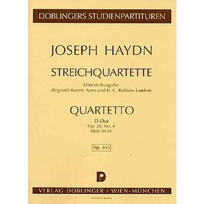 quartett-d-dur-op-20-4-hob-3-34