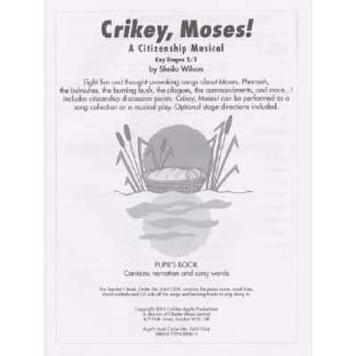crikey-moses