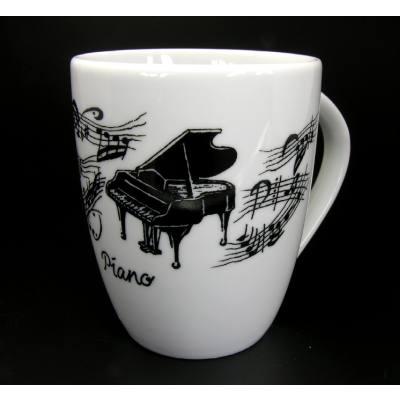 Henkelbecher Klavier (Flügel)