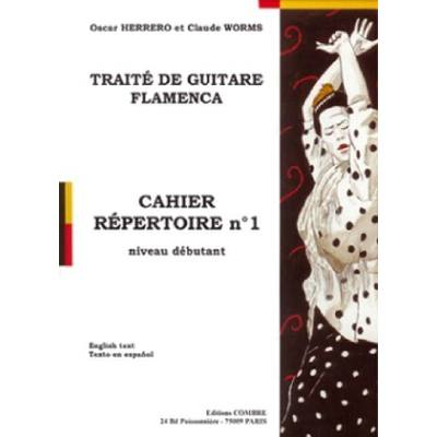 TRAITE DE GUITARE FLAMENCA BD 1
