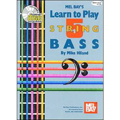 LEARN TO PLAY 5-STRING BASS