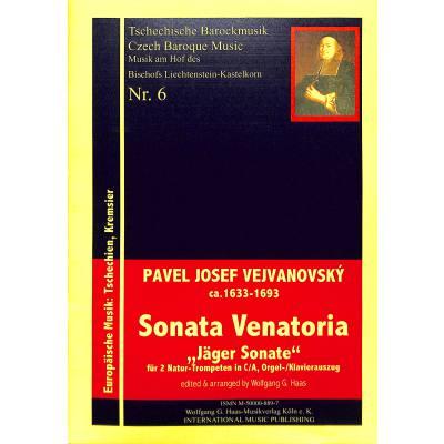 sonata-venatoria-jaeger-sonate-