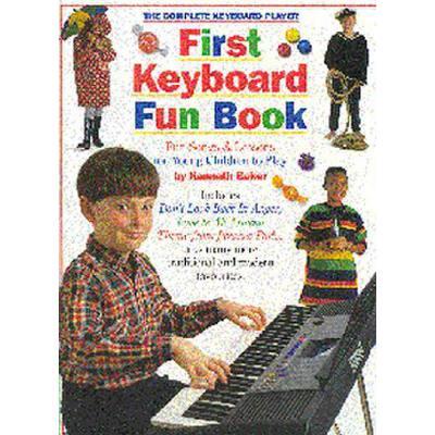 first-keyboard-fun-book